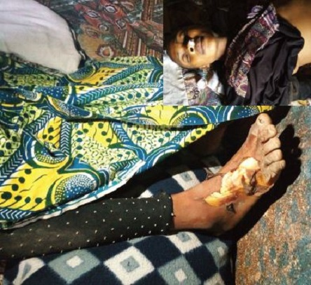 Kazeem allegedly beat his wife to death