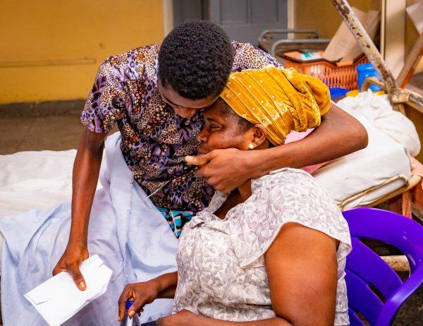 Sanwo-Olu visits General Hospital