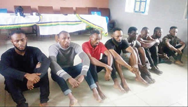 undergraduates nabbed for cultism