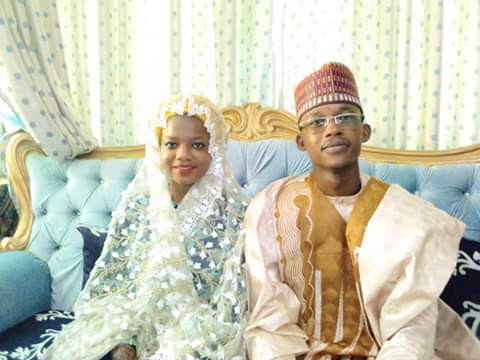 Zamfara Governor's daughter weds