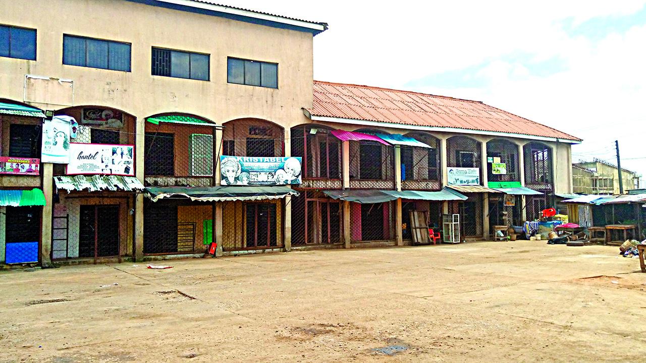 The Popular Ogbogologo Market