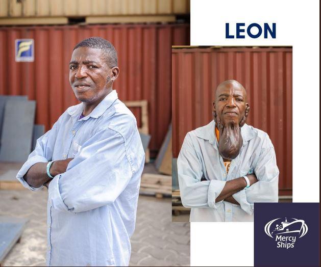 Leon Mercy Ships