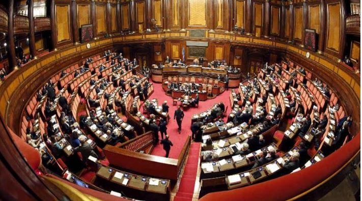 senate, Italy