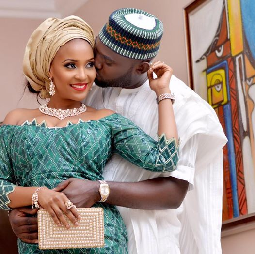 Olaide Olaogun and her husband Babatunde Ojora