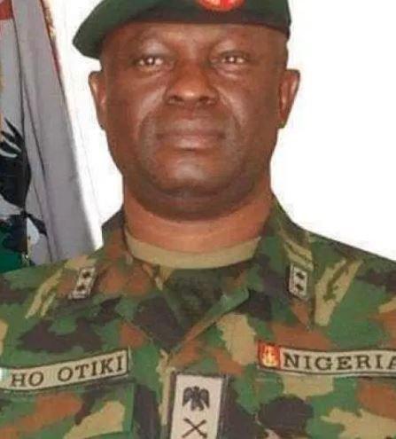 Maj-Gen. Hakeem Otiki