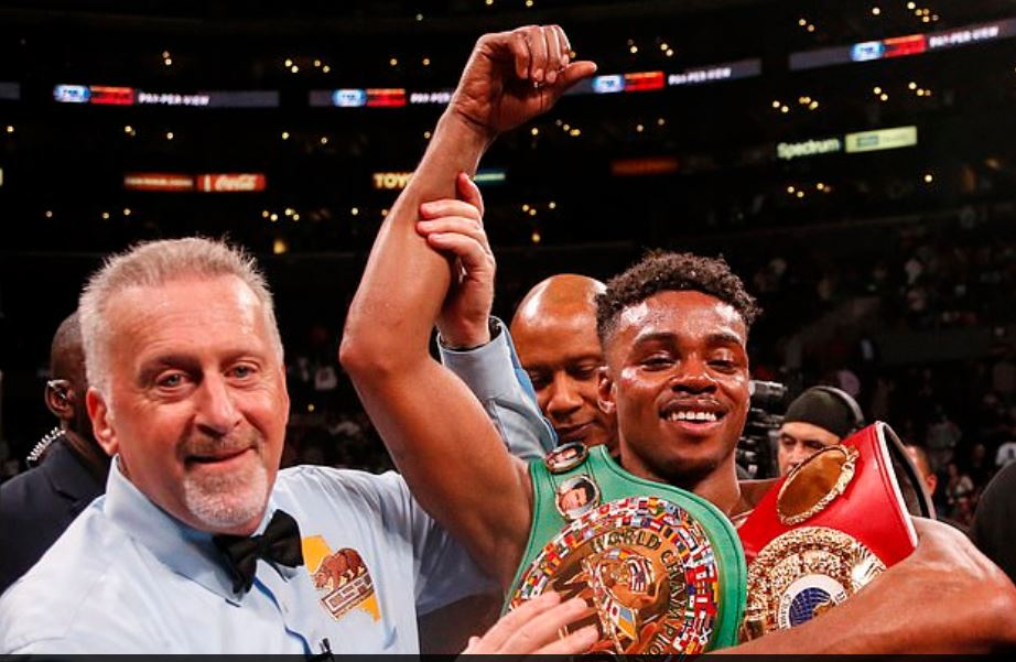 Errol Spence accident
