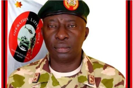 Maj. Gen. Olusegun Adeniyi,