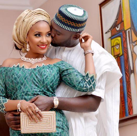 Olaide Olaogun and ex-huband, Babatunde Ojora