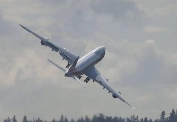 Cargo plane missing