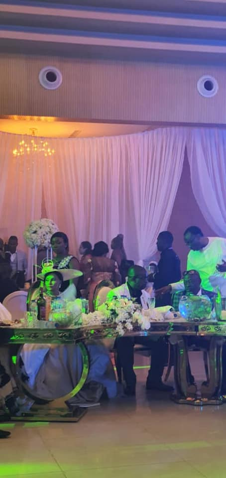 Emeka Offor's daughter weds