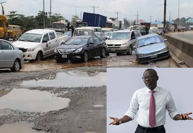 state of emergency lagos road