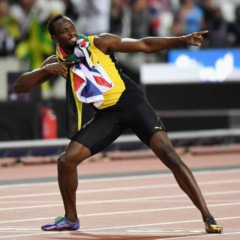 Fastest men 100m