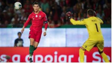 C.Ronaldo, Luxembourg