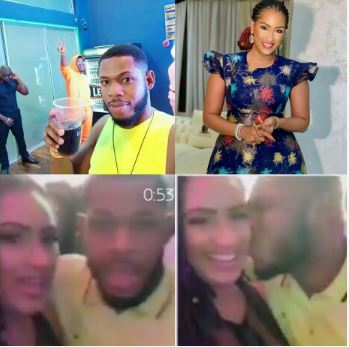 Juliet Ibrahim and Frodd