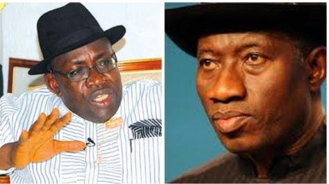 Seriake Dickson, Goodluck Jonathan