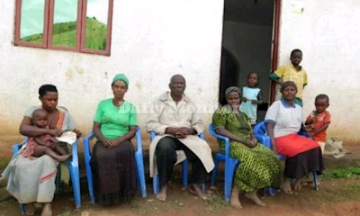 Nulu Ssemakula and his Wives