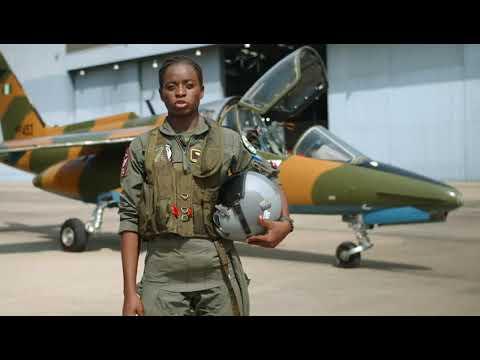 Flying Officer Kafayat Sanni
