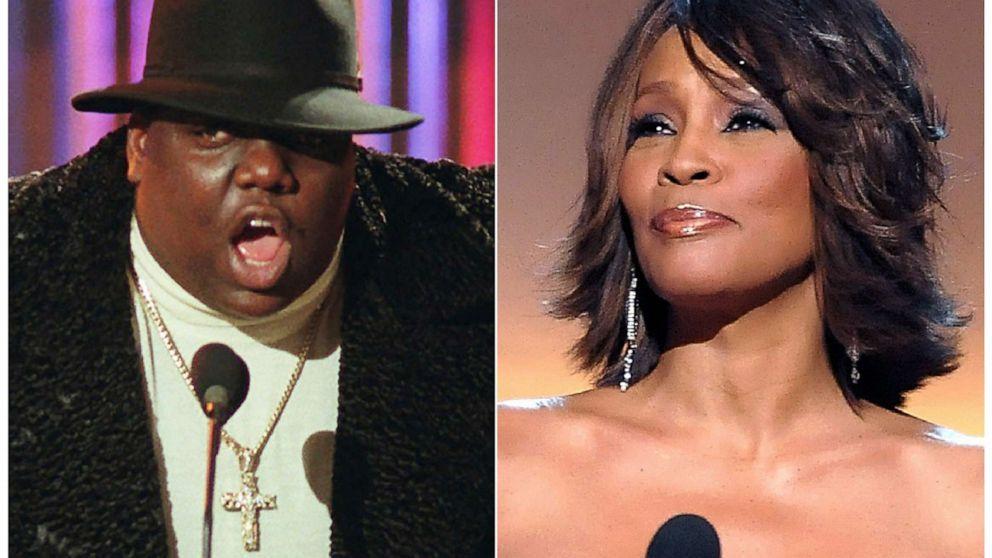 Biggie, Whitney Houston