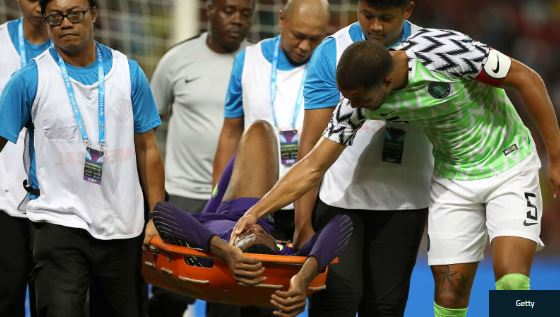 Nigeria Rocked By Uzoho's Injury Report