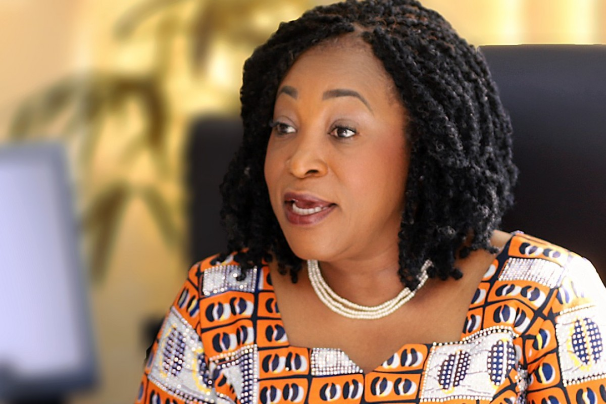 Ghana's Minister of Foreign Affairs, Shirley Ayorkor Botchwey