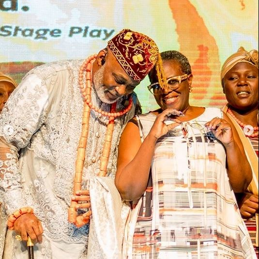RMD on stage fright