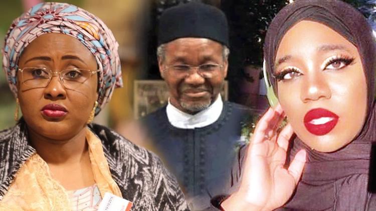 Aisha Buhari vs Daura