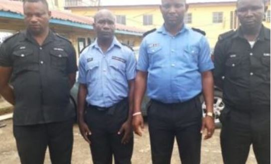 FSARS officers who allegedly killed two young men