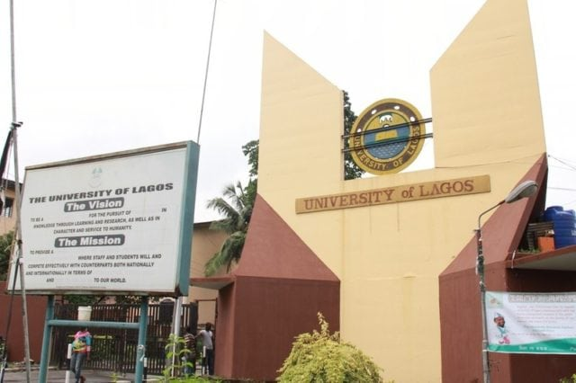 #Sex-for-grades: UNILAG Raises Task Force To Check Sexual Harassment