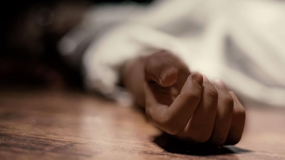 woman's dead body found