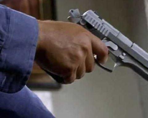 A gunman