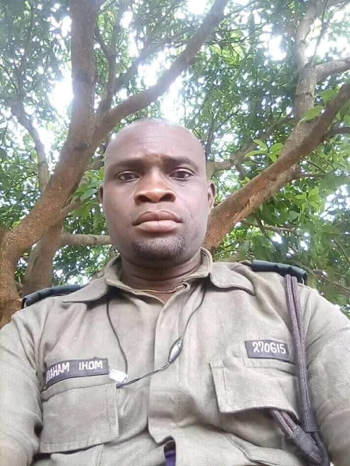 Sgt. Abraham Ihom