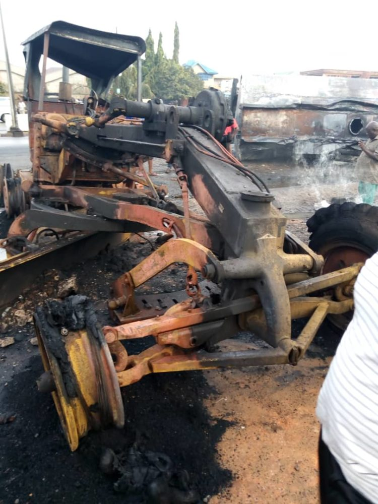 Onitsha tanker explosion