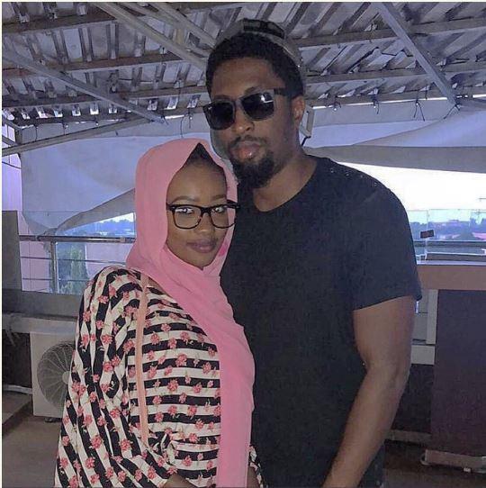 The hausa couple
