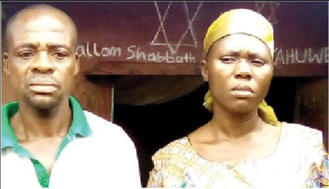 stranger steals baby in Ebonyi