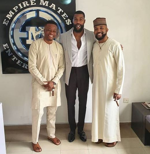 BBNaija's Mike Signs Deal With Banky W's EME