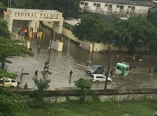 Flood, Lagos