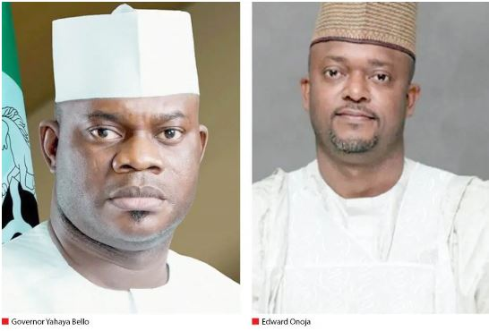 Yahaya Bello, Chief Edward Onoja