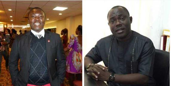 Professor Ransford Gyampo and Dr. Paul Kwame Butakor