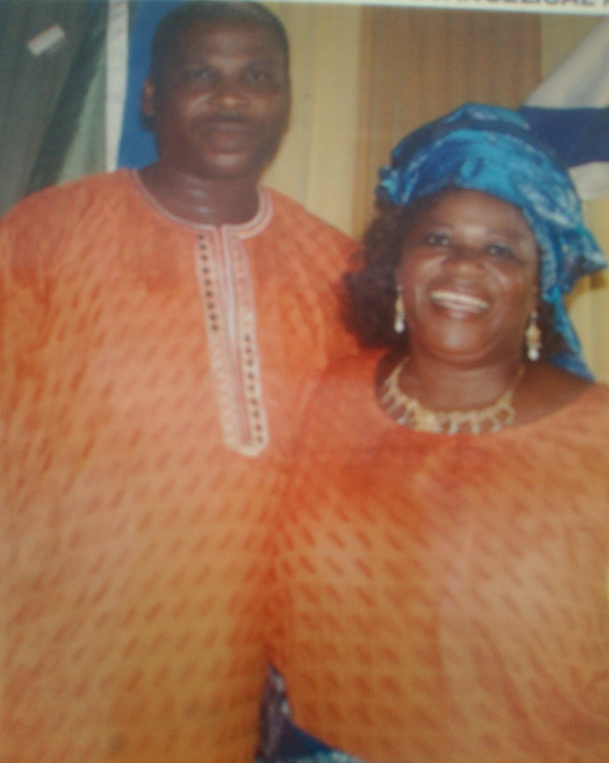 Pastor Olusegun Taiwo has dumped his wife after secretly marrying another woman
