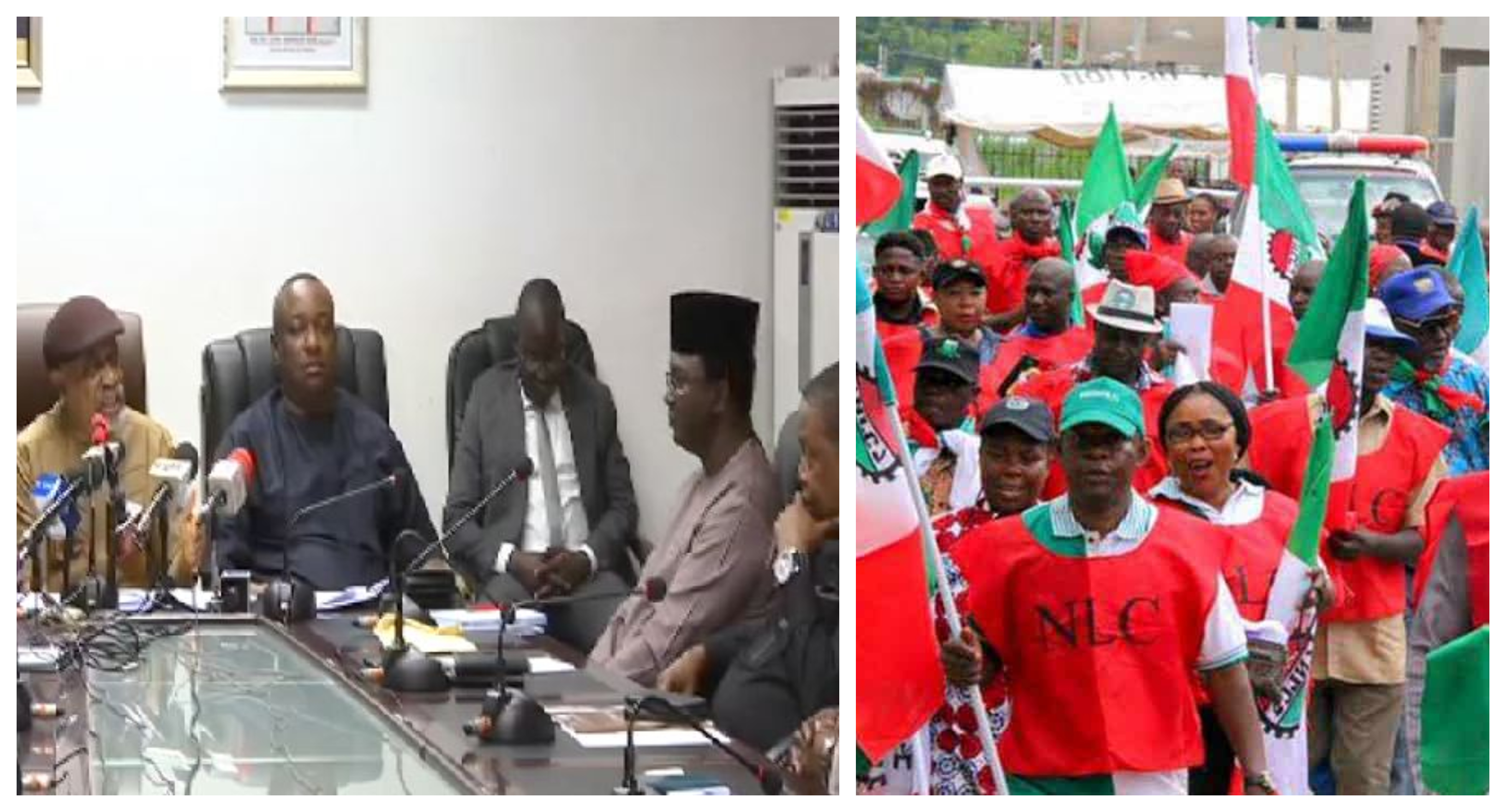 FG dialogues with Labour