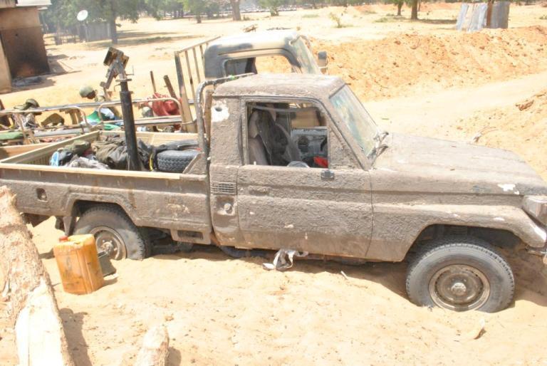 Boko Haram killed