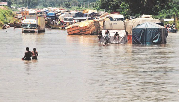 two kids dead in Ondo flood