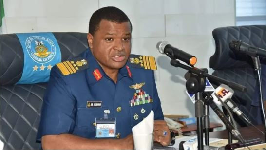 Nigerian Air Force, Air Commodore Ibikunle Daramola