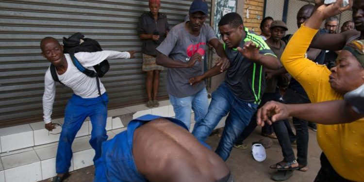 BREAKING News: Fresh Attack On Nigerians In South Africa Breaks Out