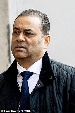 Tushar Patel