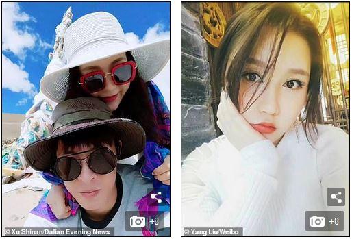 Xu Shinan marries fiancee