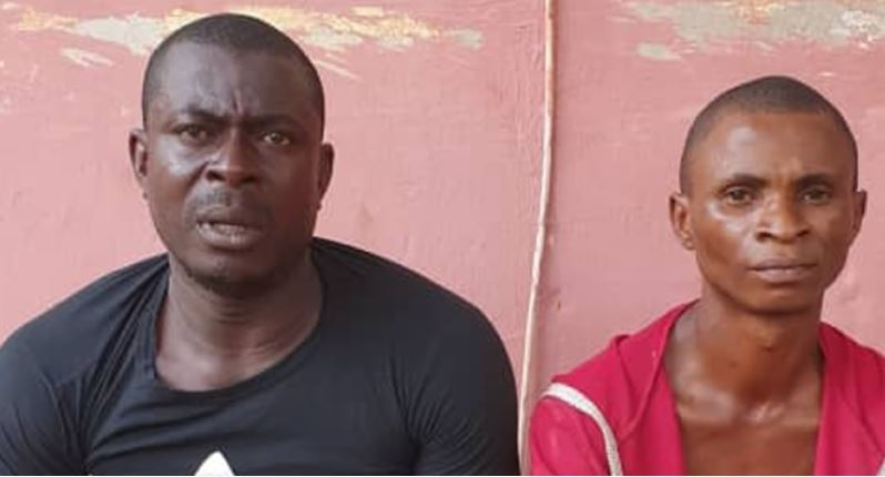 Breaking News: SARS Arrests Suspected Killers Of Imo Pastor (Photo)