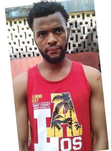 Face Of Man Who Lures And Rapes Victims Inside Hotel In Enugu (Photo)
