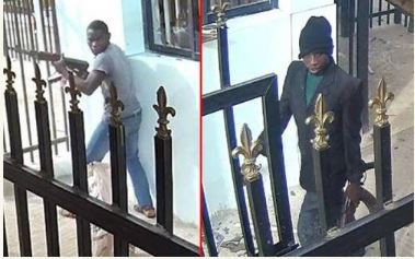 Offa robbery suspects