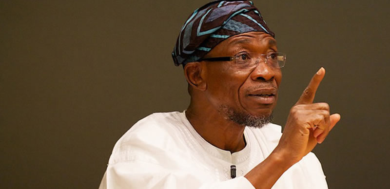 Mr Rauf Aregbesola